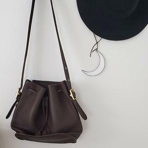 vintage leather boho lula's legacy shoulder bag